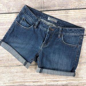 Volcom | Fold Up Jean Shorts